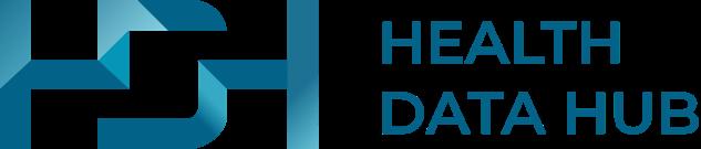 logo health data hub